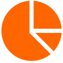 png-transparent-pie-chart-computer-icons-business-diagram-business-angle-people-orange
